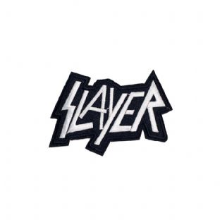 Slayer - Sew On Patch